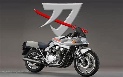 Suzuki Katana Review Suzuki Katana