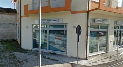 banca popolare di verona treviso ladri alla banca popolare di verona ma rubano soltanto le
