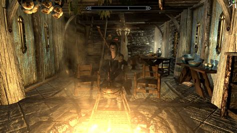 Lydia Kitchen by Skyrim Nexus Mods And Community