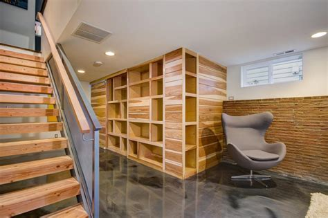 basement storage system photo page hgtv