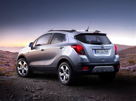 opel brazil chevrolet s version of the opel mokka tests in brazil