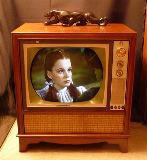color television rca 630ts television 1946 baby boomers
