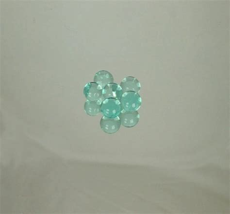Teal Vase Filler by Teal Jelly Decor Teal Centerpiece Filler