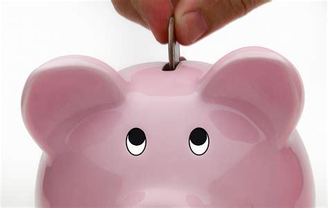 piggy bank savings deposit into piggy bank savings account flickr photo
