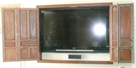 outdoor tv cabinets for flat screens custom flat screen tv cabinets jeanne marie imports