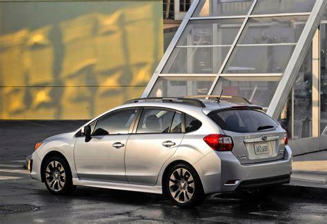 subaru hatchback 2 door 2012 subaru impreza 2 0i sport limited 5 door picture 53337