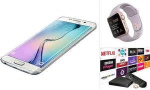 Samsung S6 Gadget samsung s galaxy s6 edge wins gadget of the year at the pocket lint awards daily mail