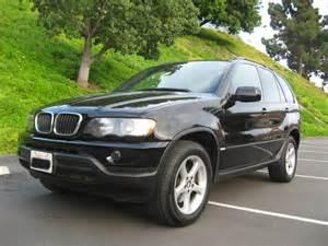 2001 bmw x5 3 0 black on black auto consignment of san diego