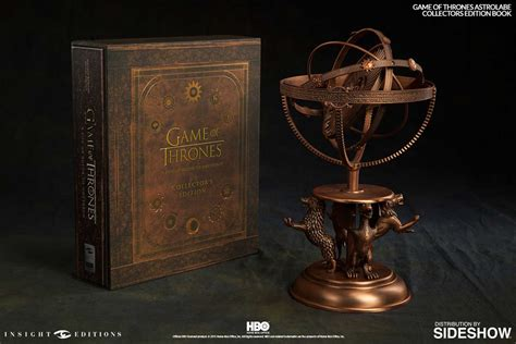 Hr The Baron Collector S Edition of thrones astrolabe collector s edition book set book by matthew reinhart official