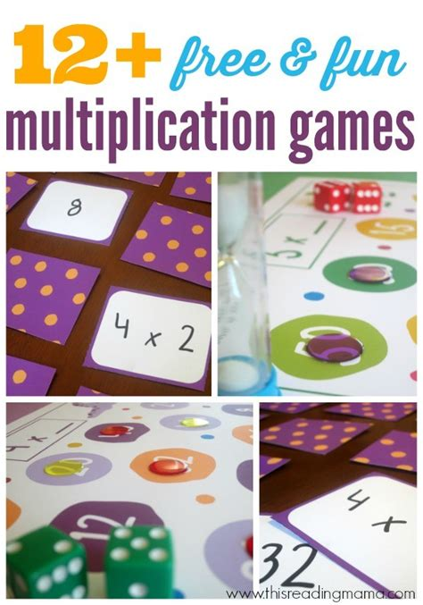 printable multiplication table games 12 free multiplication games for kids