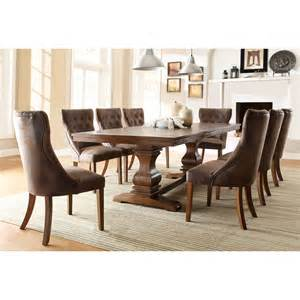 dining expandable oak