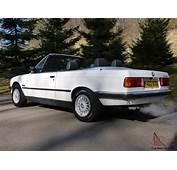 BMW E30 Convertible 320i Auto
