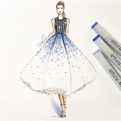 pattern drawing dress holly nichols hnicholsillustration instagram photos