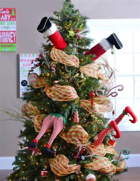unbelievably unique christmas trees that you will have to see