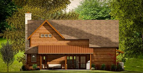 Small Home Builder Plans Plan 1180