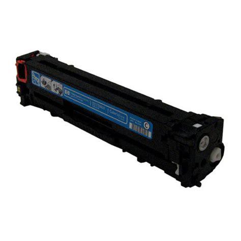 Toner Cartridge Cb541a Cyan Remanufactured hp cb541a premium remanufactured cyan toner cartridge