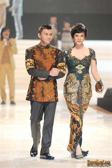Dress Batik Big Kencana models gowns and indonesia on
