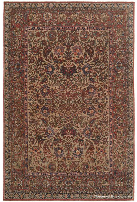 Antique Isfahan Rugs Persian Carpet Guide Rug Guide