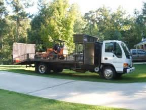 Isuzu Lawn Truck 2000 Isuzu Landscape Truck Wil Ro For Sale Lawnsite