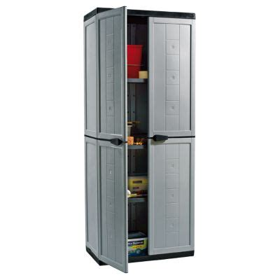 armoire de rangement garage castorama meubles rangement pvc