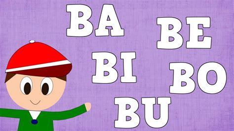 imagenes palabra ok s 237 labas ba be bi bo bu syllable with b aprender a leer