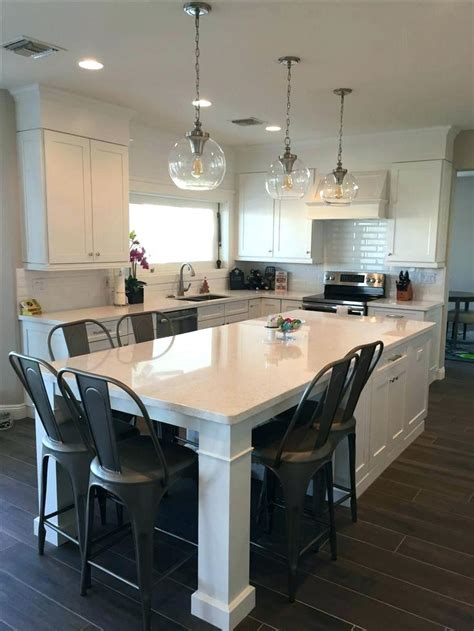 kitchen island table with seating kitchen island seats 4