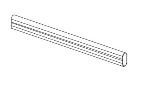 tubo appendiabiti per armadio tuttoferramenta it negozio di articoli ferramenta