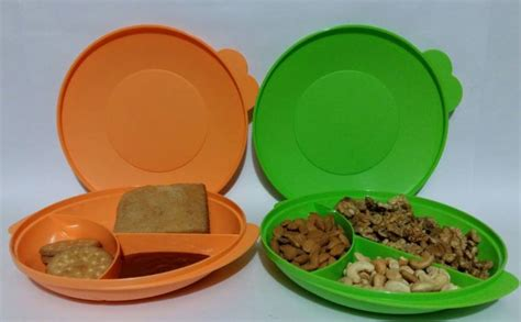 Divided Lunch Box flipkart tupperware divided dish 2 containers lunch