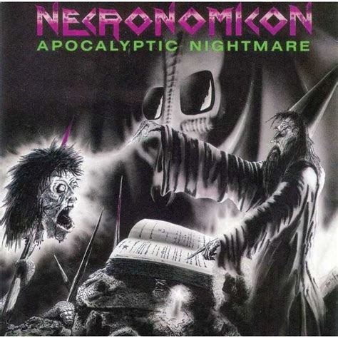 Cd Necronomicon Apocalyptic Necronomicon Apocalyptic Nightmare Cd 11 99