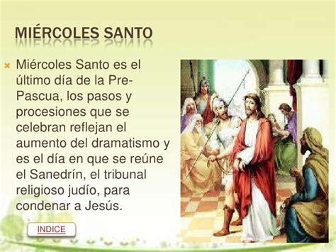imagenes de lunes martes y miercoles santo semana santa