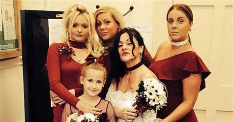 wedding on a shoestring budget uk this croydon had winter wedding on a