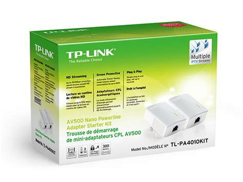 link http themes mex tl tl pa4010 kit adaptador nano powerline av500 kit de