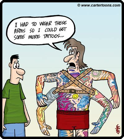 tattoo cartoon jokes 52 best tattoo comics images on pinterest funniest