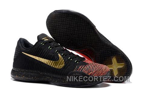 black friday basketball shoes nike basketball shoes 10 elite low 311 2016 black