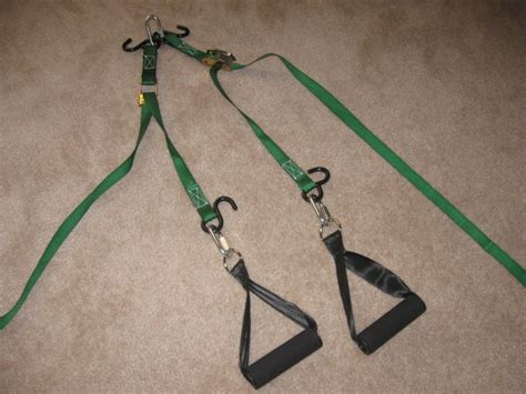 diy trx suspension system fitness freak trx suspension trx and