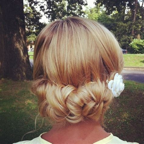 Wedding Hairstyles Updo Chignon by 10 Chignon Updos For Wedding Hairstyles Weekly