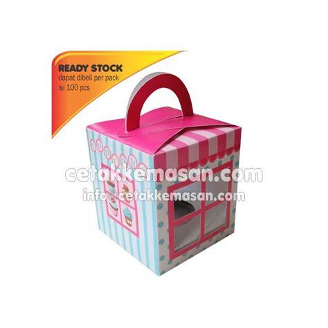 Box Kue Dus Cupcake Cake Kue Kering Packing Karton Bolu Roti Cupcake dus cupcake kotak cupcake box cupcake