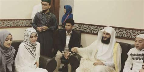 email wirda mansur ngaji di depan imam masjidil haram wirda mansur tiba tiba