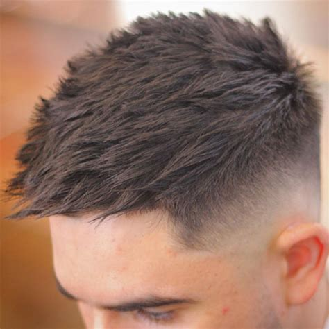 short hair cuts with a spike on it spiky hair and haircuts 2018
