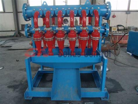 drilling fluid desanderdesilter gn mud system prlog