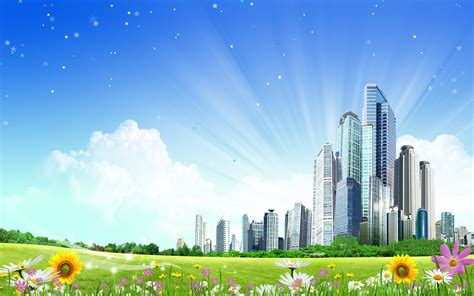 background pictures pleasant green sky background wallpapers