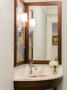 Corner Bathroom Sink Ideas corner sink and mirror home design ideas pictures remodel and decor