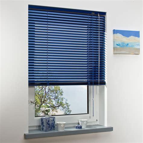 jalousie 45 x 220 casa aluminium jalousie blau 220 x 110 cm