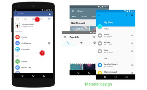 android app bar app on android how far is it from official ui guidelines