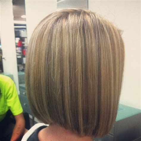 long concave hairstyle blonde restyle concave bob salon vogue hair pinterest