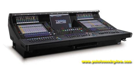Mixer Audio Terbaru mixer audio broadcast digico sd5b paket sound system