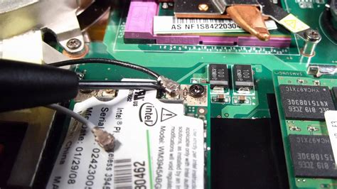 Wlan Laptop Asus how to replace wireless card on an asus laptop x70s