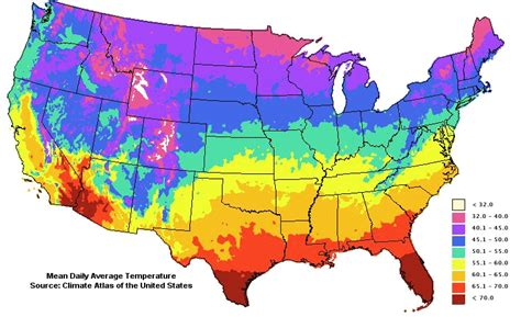 united states climate map climate of virginia