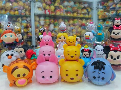 Tsum Tsum Figure Collection foreverfriendpooh random disney tsum tsum figures collection