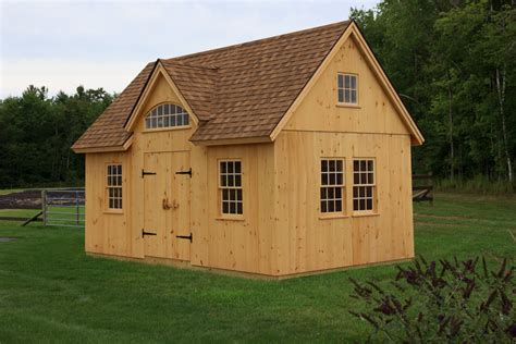 Oak Creek Floor Plans our authentic post amp beam now available as a shed the